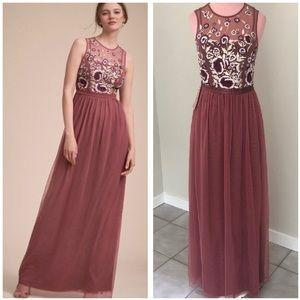 Anthropologie BHLDN Baldwin Dress NWT